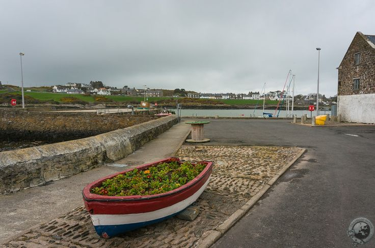 Isle of Whithorn, The Machars, Dumfries & Galloway, Scotland