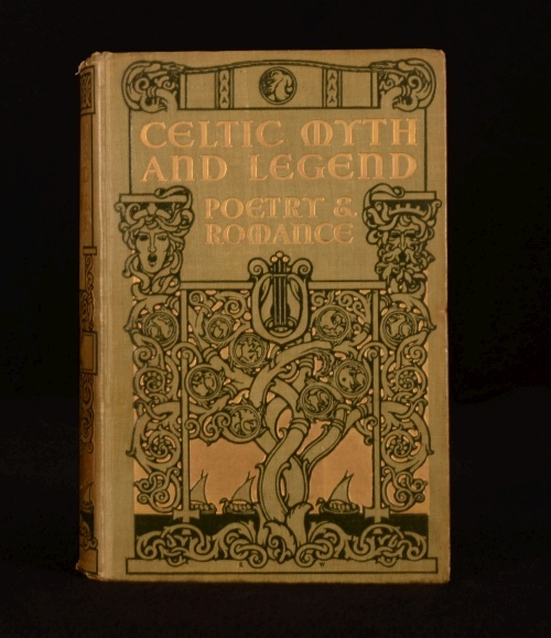 Celtic Myth and Legend Poetry and Romance By Charles Squire c.1912 - London - Gresham Publishing Ltd. 8.5 by 5.5; (xiv) 450pp.