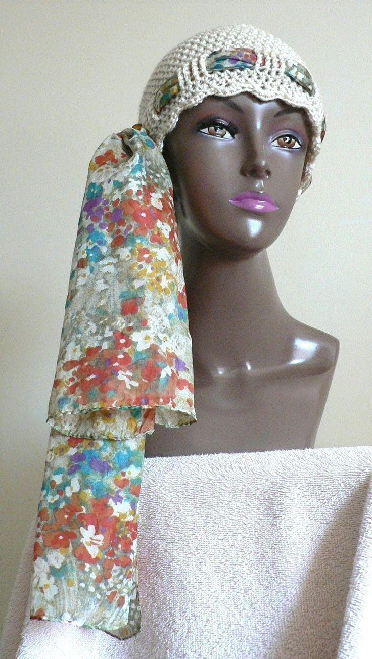 Chemo Caps Sewing Patterns Head Huggers Crochet Pattern