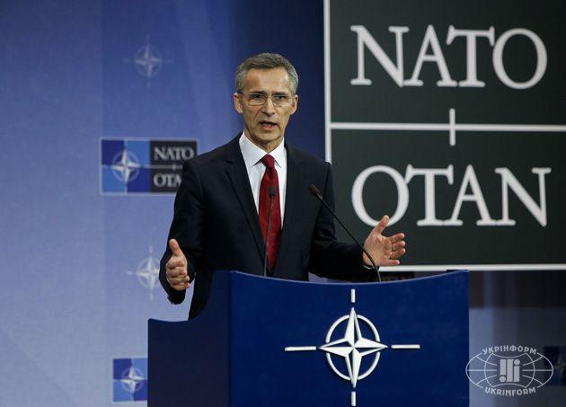 Генсек НАТО Столтенберг: Україну буде модернізувно | Україна в НАТО