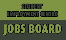 Student Employment Off-Campus