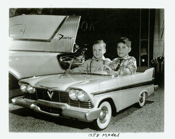 High end Pedal cars? - THE H.A.M.B.