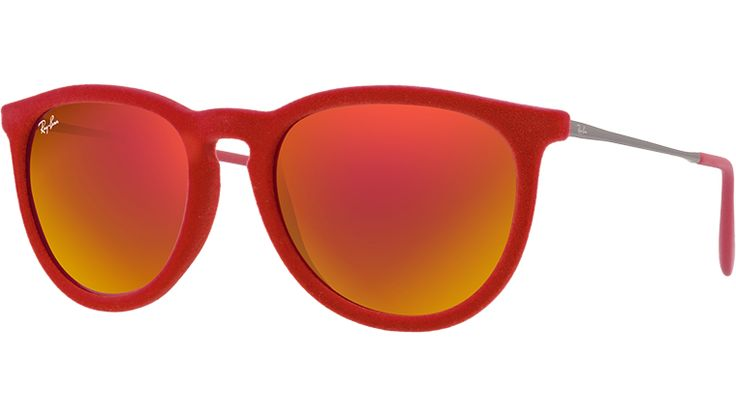 Ray-Ban Sunglasses Collection - RB4171-1 - ERIKA VELVET EDITION | Ray Ban® Official Site - Thailand