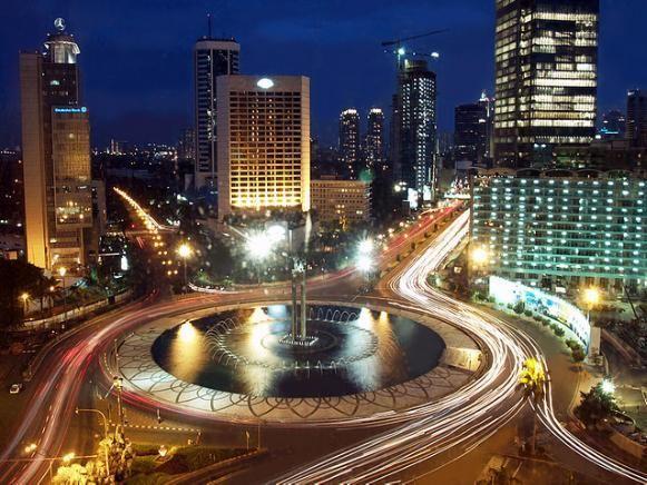 Jakarta - Bundaran Hotel Indonesia