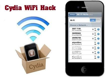 Cydia WiFi Hack - Best Cydia applications for your jail broken iOS device to hack WiFi password. Break into any WiFi network using below mentioned APPS.