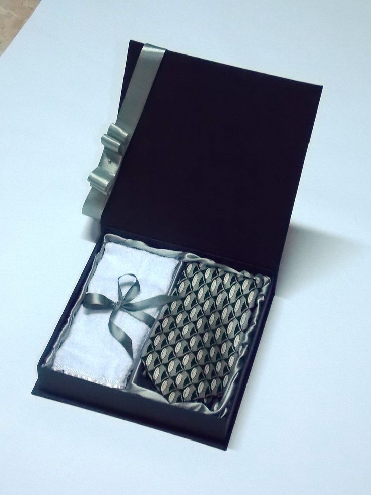 caixa box,com divis´ria e cetim 20x20x4