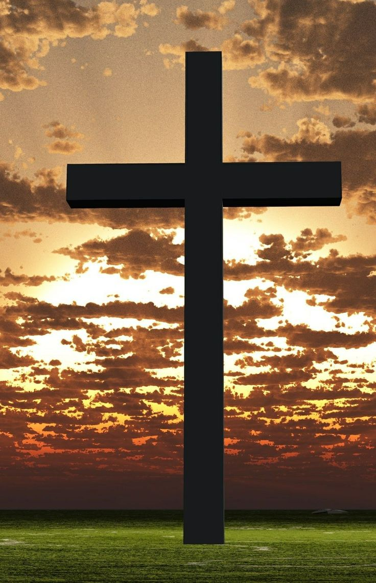 The Cross say it all no words need