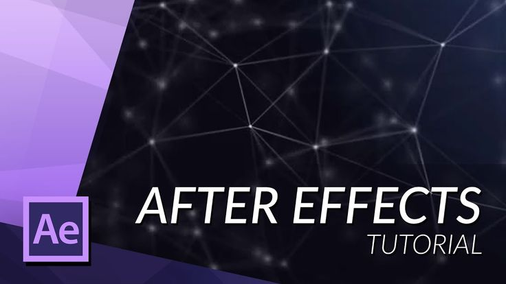 HOW TO CREATE ABSTRACT TRACKING LINES IN AFTER EFFECTS
