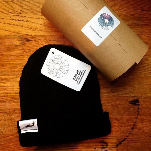 Packing orders this morning! The Slugslime beanie to keep you warm! www.SUBSLIMEstuff.com   #subslime #design #slug #slugslime #slime #autumn #winter #snow #snowboarding #powderday #beanie #hat #woolyhat  #style #streetwear #keepwarm #everydaycarry #skate #fashion