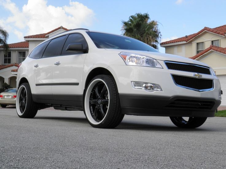 rims on chevy traverse 2011 chevy traverse 24 bespoke. Black Bedroom Furniture Sets. Home Design Ideas