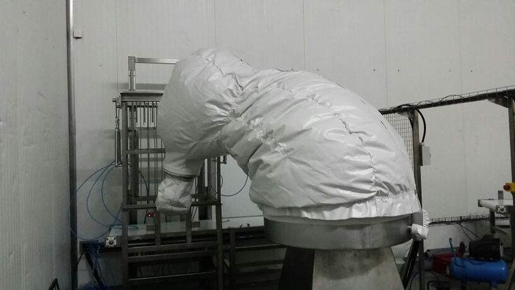 Fanuc robotics r1000 cover protect by Hdpr www.hdpr.fr