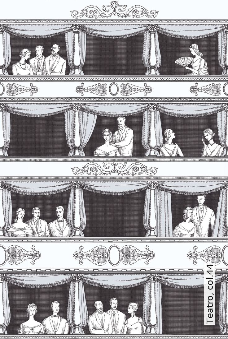 Gestreifte Tapeten Schwarz Wei? : Tapete: Teatro, col.44 – TapetenAgentur