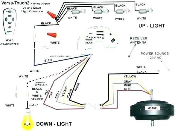 23 Wiring Diagram For Hunter Ceiling Fan With Light With Images