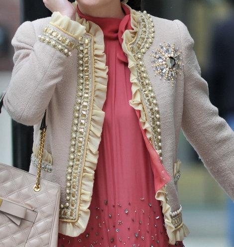 Moschino Fall/Winter 2011/2012 Jacket