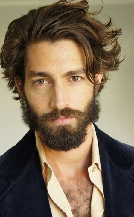 New long hairstyle for men - http://new-hairstyle.ru/new-long-hairstyle-for-men/ #Hairstyles #Haircuts #Ideas2017 #hair