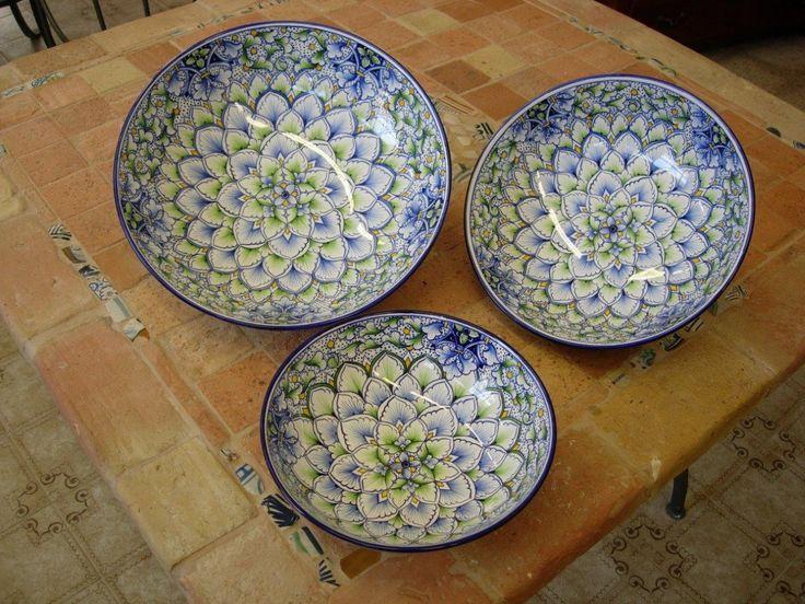 Bowls Vario Antico DERUTA