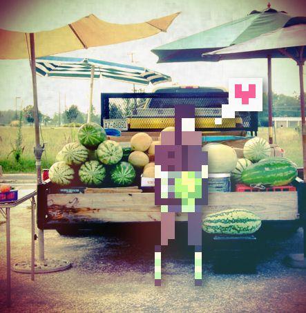 Pixels and Polaroids - feeldesain