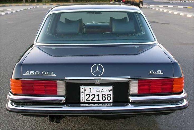 Mercedes Benz 450SEL 6.9