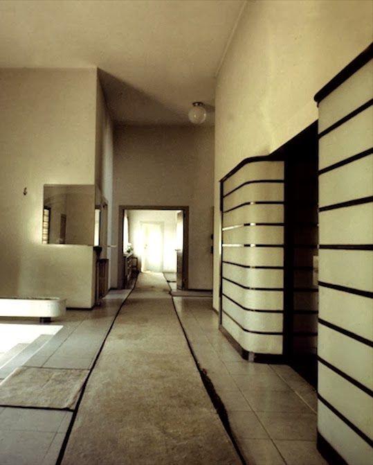 Villa Cavrois in Croix; built in 1932 for Paul Cavrois by Parisian architect Robert Mallet-Stevens.