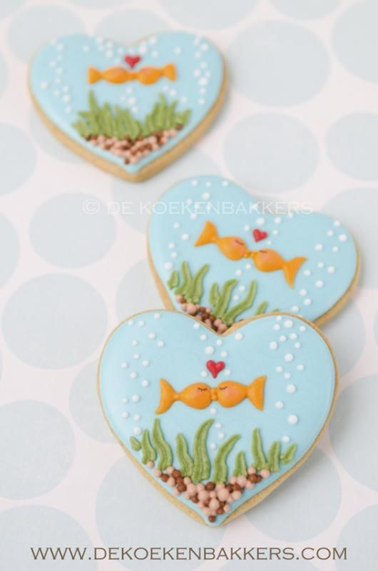 Of all the fish in the sea ... you're the one for me! too stinking cute!