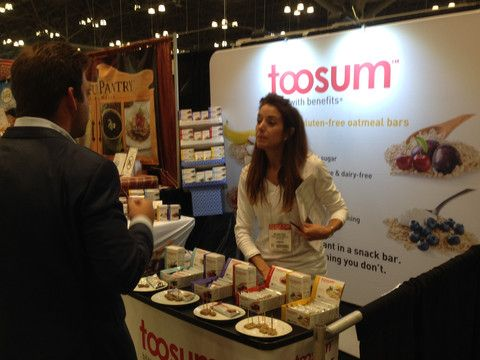 Where Is The Fancy Food Show In New York