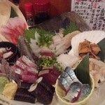 魚金 本店 (うおきん) - 新橋/魚介料理・海鮮料理 [食べログ]