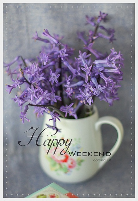 Happy Weekend by cafe noHut