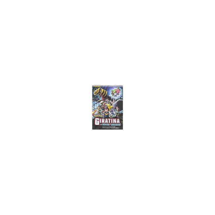 Pokemon Giratina & The Sky Warrior : Ani-manga (Paperback) (Satoshi Tajiri)