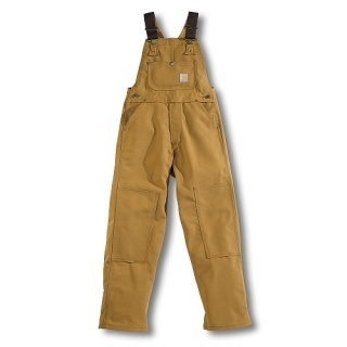 Carhartt Bib overalls-call me crazy but my hubby looks HOT in these!! :)