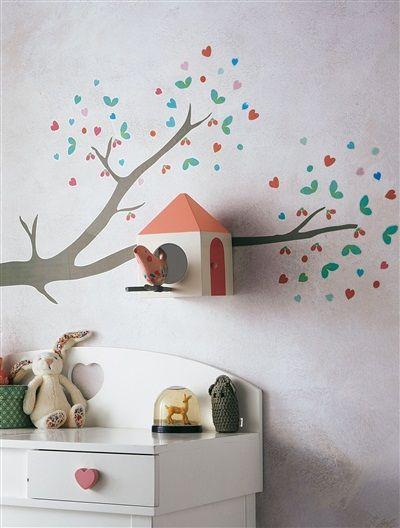 105 best La chambre de bébé images on Pinterest Child room, Babies - stickers chambre bebe garcon pas cher