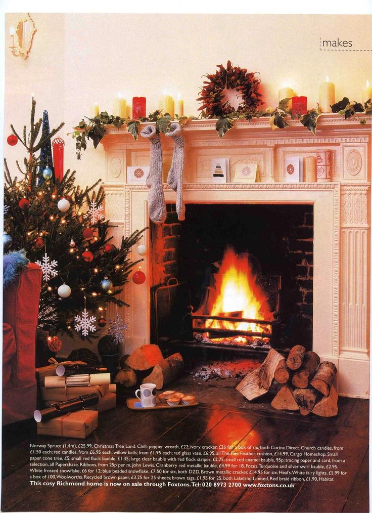 Cosy Christmas  CHRISTMAS!  Pinterest