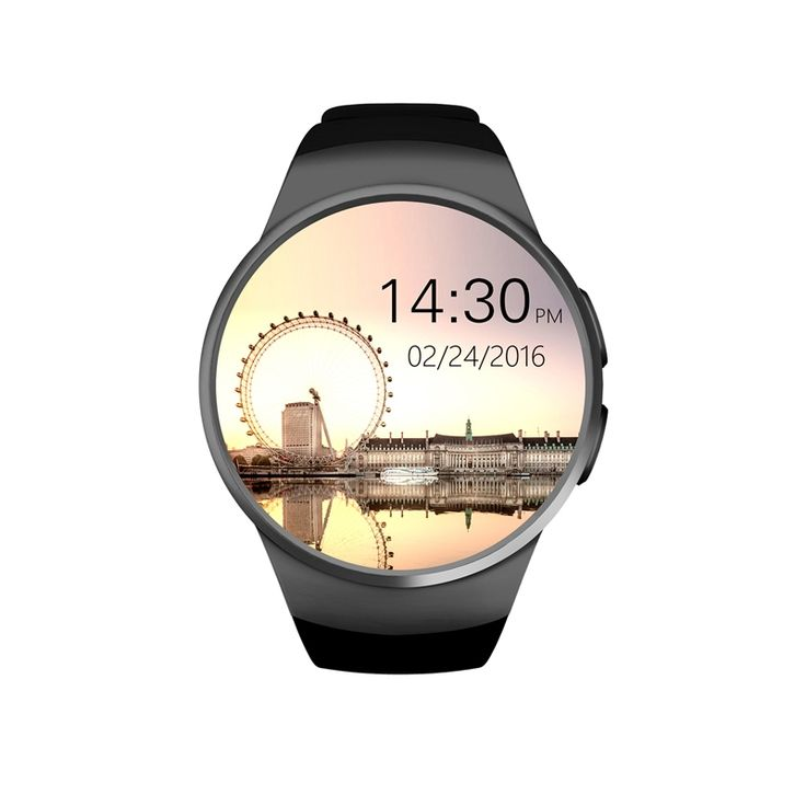 58.46$  Buy here - http://airy3.worlditems.win/all/product.php?id=32671537637 - ZAOYIEXPORT KW18 Smart Watch Support Bluetooth Reloj Inteligente Heart Rate Monitor Smartwatch For Iphone Android PK GT08 DZ09