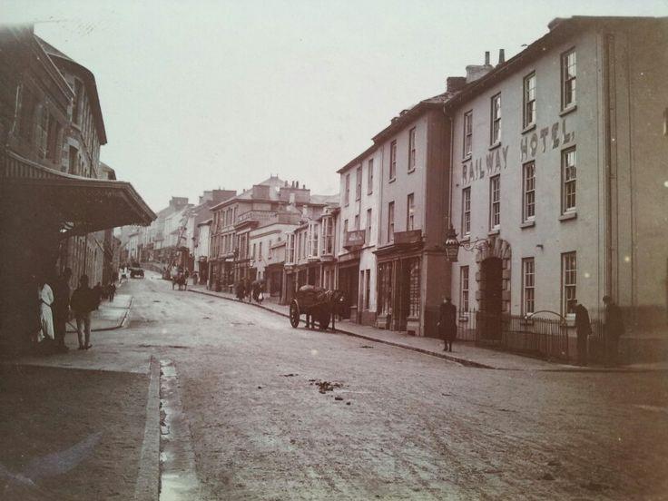 Market Jew Street, Penzance