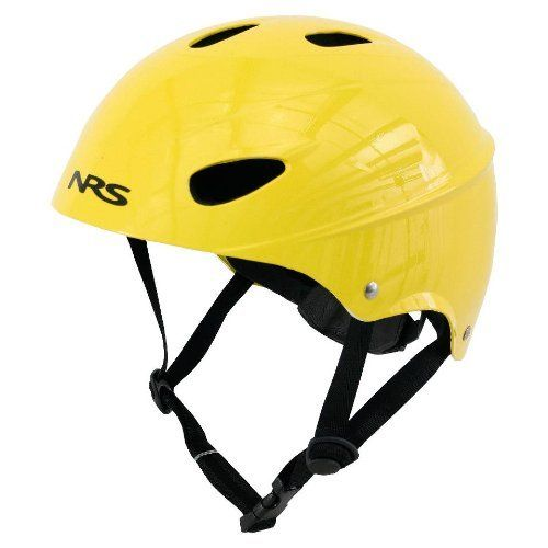 NRS Havoc Helmet Yellow by NRS. $39.95. Enjoy the splash of the water in your face without worrying about rocks near your head with this NRS Havoc Livery Helmet. This ABS plastic shell is lightweight and durable with plush fit pads in key contact points and a glued-in EVA foam liner to provide excellent impact protection when youre shooting down the glorious rapids.