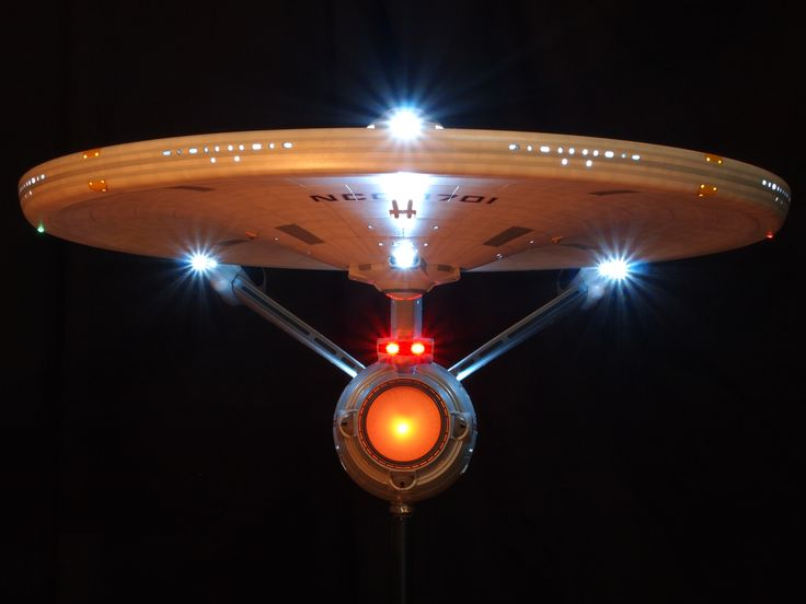 USS Enterprise NCC 1701 A