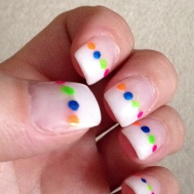 Spring Fun for the nails