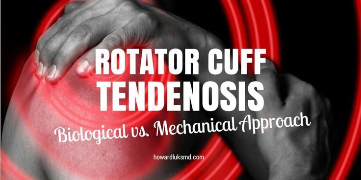 Rotator Cuff Tears and Shoulder Pain at Night