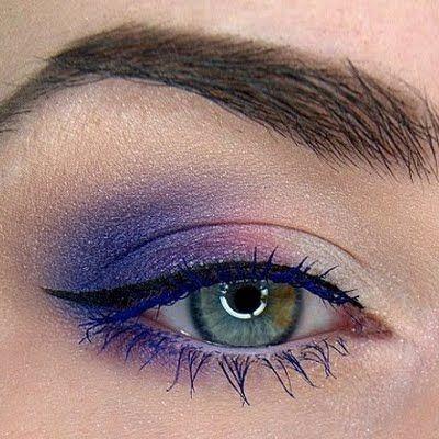 Beautiful Eye Make Up.....