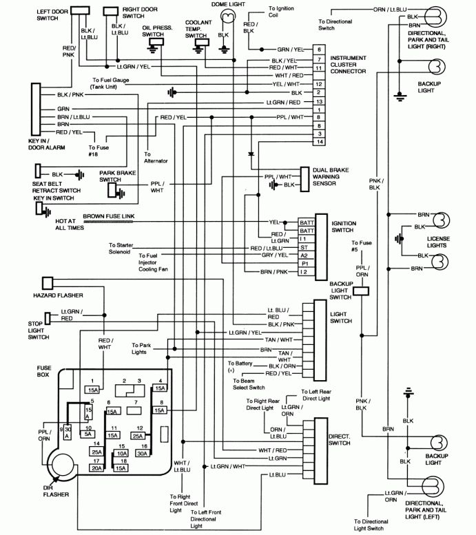 16 84 Ford Truck Wiring Diagram Ford Truck Diagram Ford F150