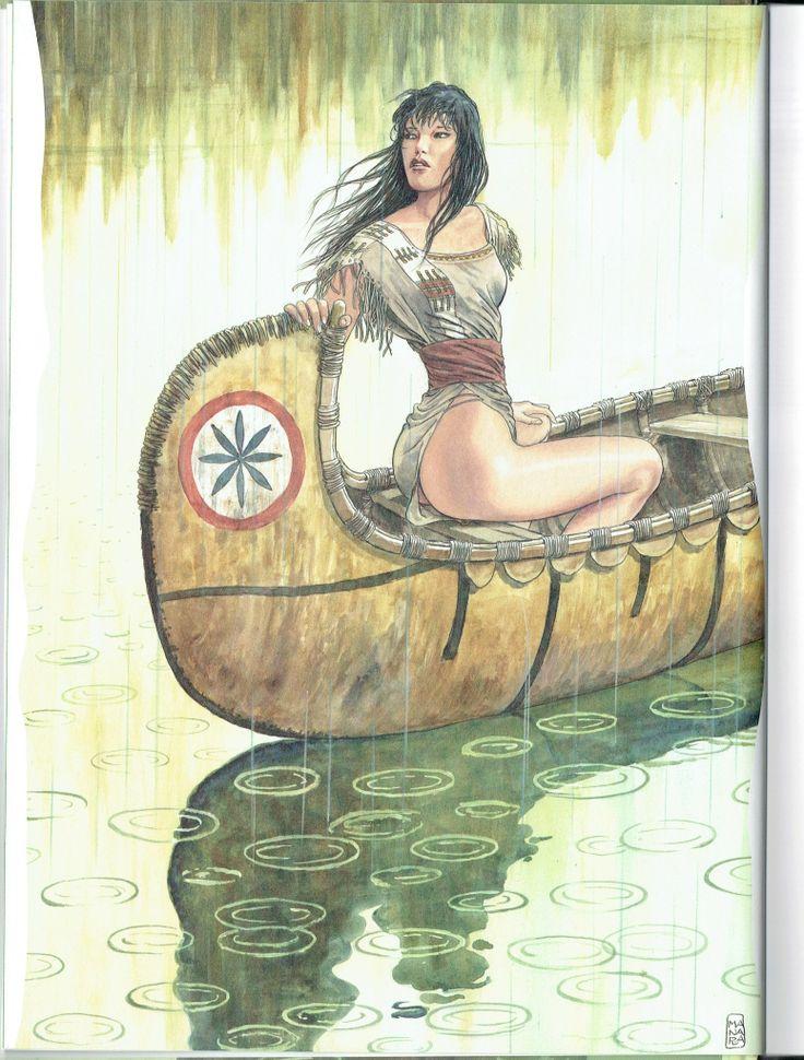 Milo Manara - Vol. 16, L'Avventura a Fumetti-4