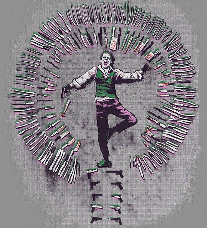 I can't wait to show you my toys. Art by Alex Badaro #Joker #TheJoker #TheBatForce #Batman #Art #InstaArt #BatForce #ArtWork #BatmanArt #DarkKnight #SuicideSquad Posted by @roborich__ by thebatforce