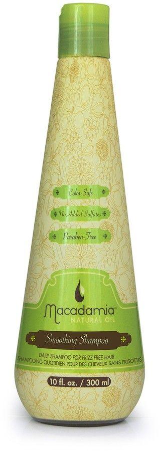 Macadamia Hair Macadamia Natural Oil Smoothing Shampoo - 10.0 oz