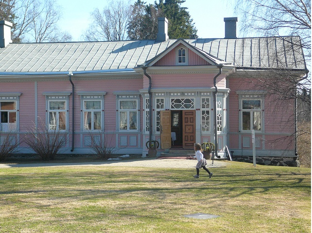 Tertti Manor near Mikkeli, Finland