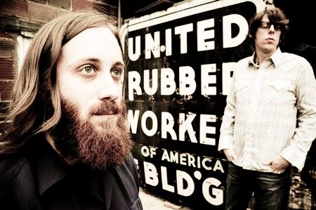 Such great tunes!! (The Black Keys - these days)