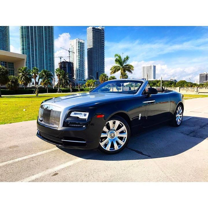 Brand New Rolls Royce Dawn available for rent exclusively at @paramount_luxury_rentals Visit http://ift.tt/1MLkKFp to book this Rolls now!