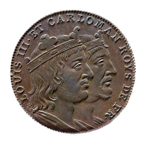 Louis III. et Carloman II