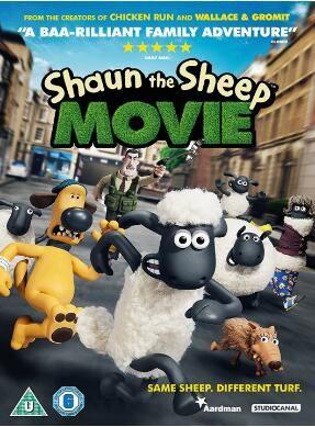 shaun the Sheep - Disney Movie [UK Region]