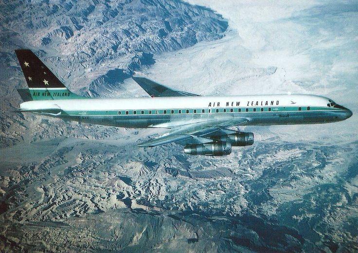 Air NZ DC-8-52 image Transpress NZ