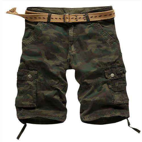 Jordan Shoes Worn With Cargo Shorts