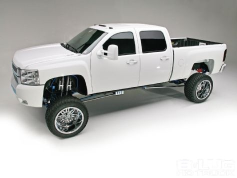 2009 Chevy 2500HD